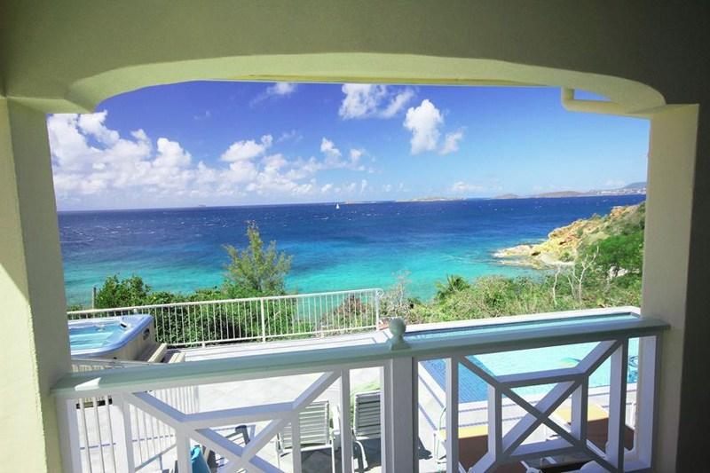 Island Time Devers Bay St John Usvi Caribbean Villa St