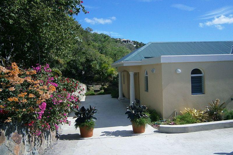 Oleander Villa Klein Bay St John Usvi Caribbean Villas Resorts