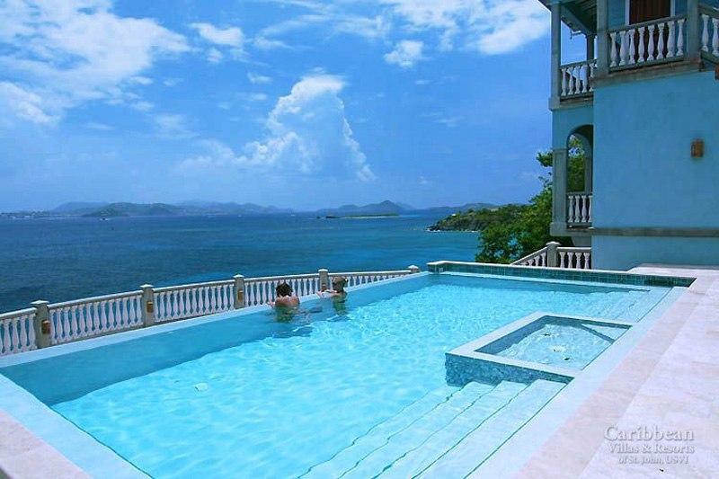 Rhapsody Villa Contact Point Usvi St John Caribbean