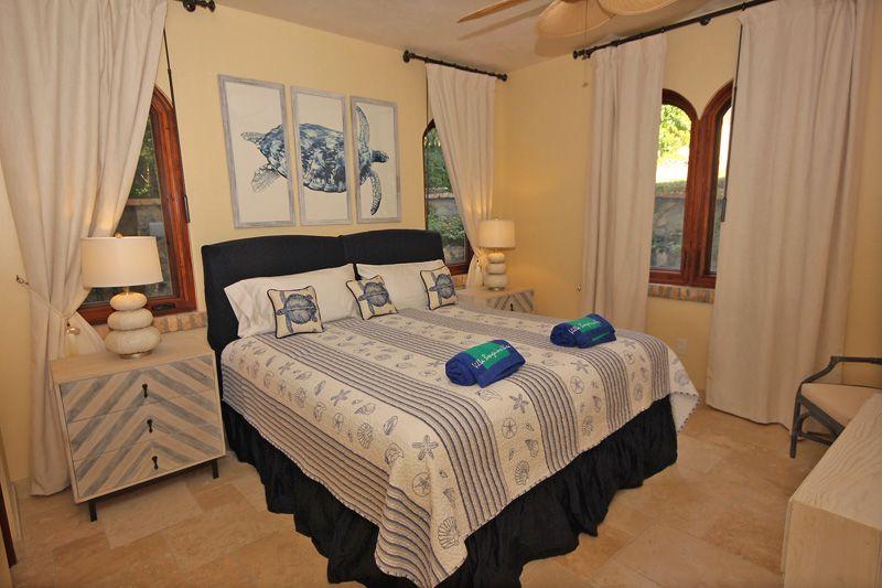 The turtle bedroom
